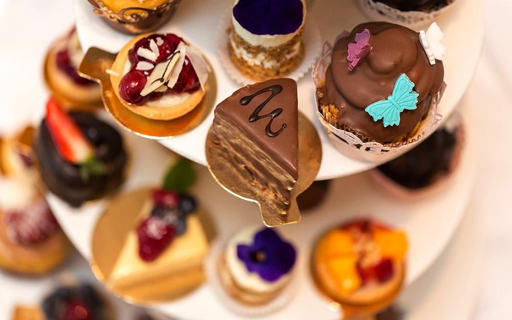Cupcakes und Törtchen - Konditorei Dhein