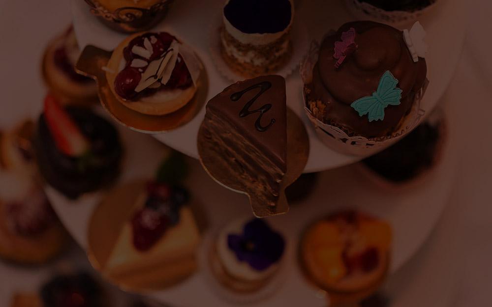 Cupcakes und Törtchen - Konditor Handarbeit