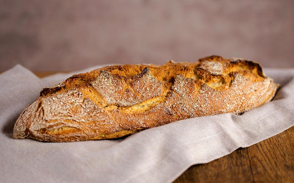 Dinkelchen, Dinkelbaguette - Bäckerei Dhein