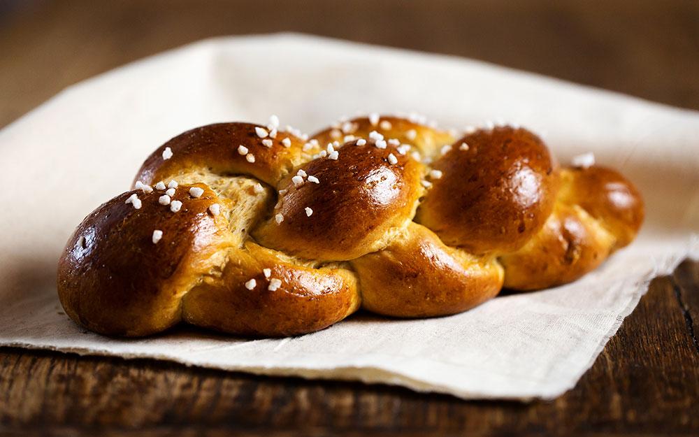 Dinkelzopf - Bäckerei Dhein
