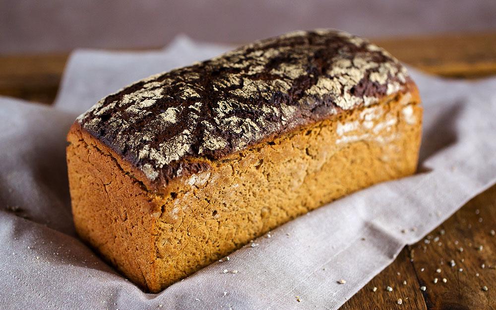 Roggenbrot, 100 Prozent - Bäckerei Dhein