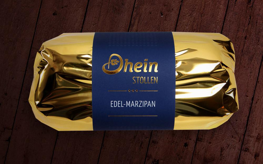 Dhein Stollen Edel-Marzipan