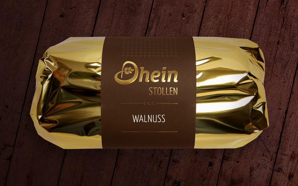 Dhein Stollen Walnuss