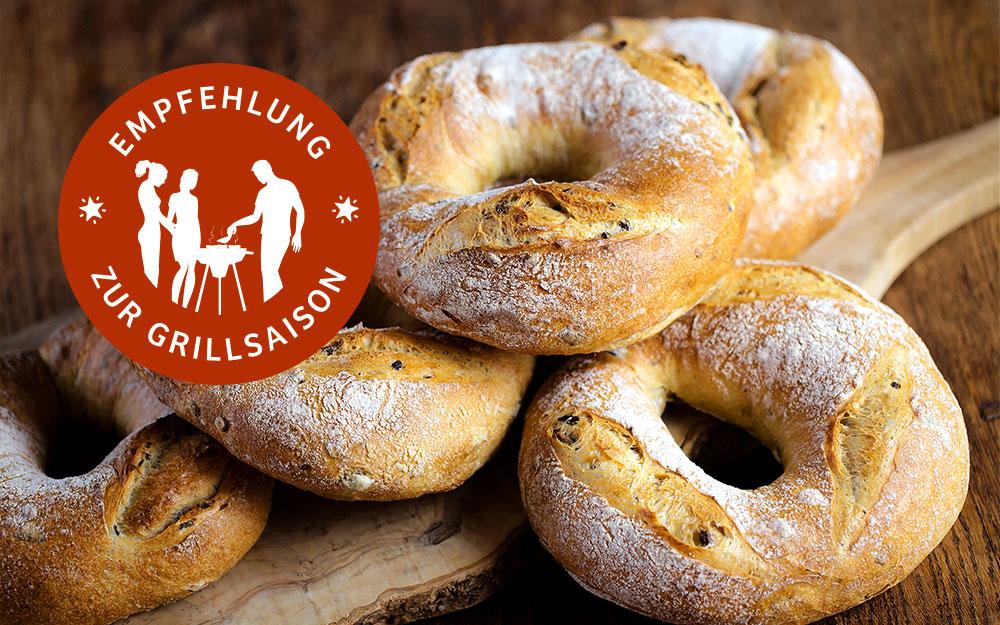 Olivenring, Brot, Ciabatta